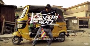 Legendury Beatz - AfroDance Cypher (Zanku Leg Work)